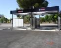 5 - Obras de Gasolinera en Aguadulce. Sevilla  (Repsol)