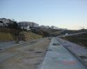 1 - Obras de ejecución de Urbanización SUP-E3 en Ronda (Málaga)