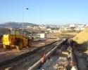 4 - Obras de ejecución de Urbanización SUP-E3 en Ronda (Málaga)