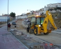 2 - Obras de ejecución de Urbanización SUP-E3 en Ronda (Málaga)